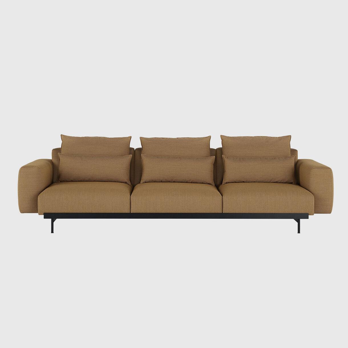 In Situ 3 Seater Sofa, Fiord 451