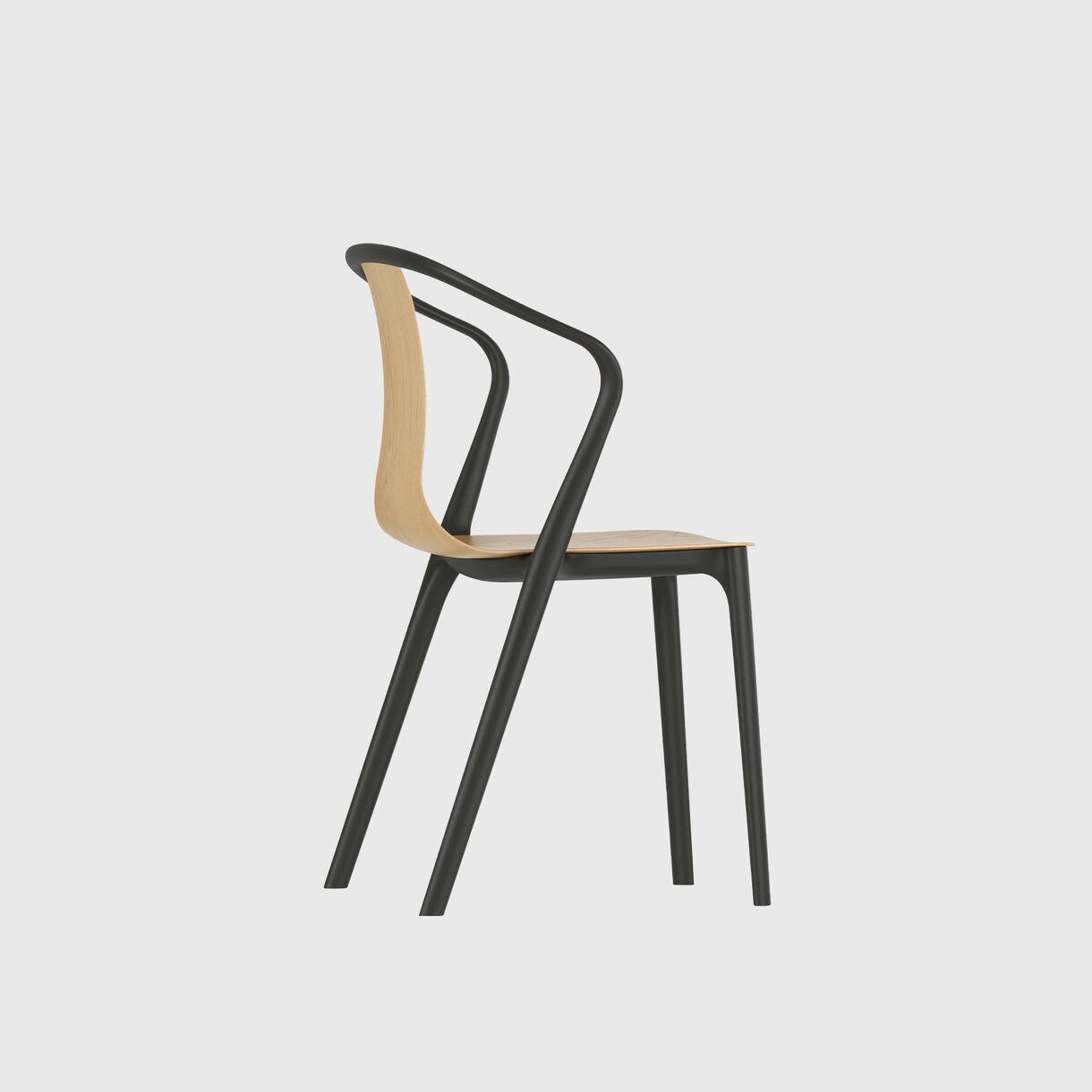 Belleville Wood Armchair