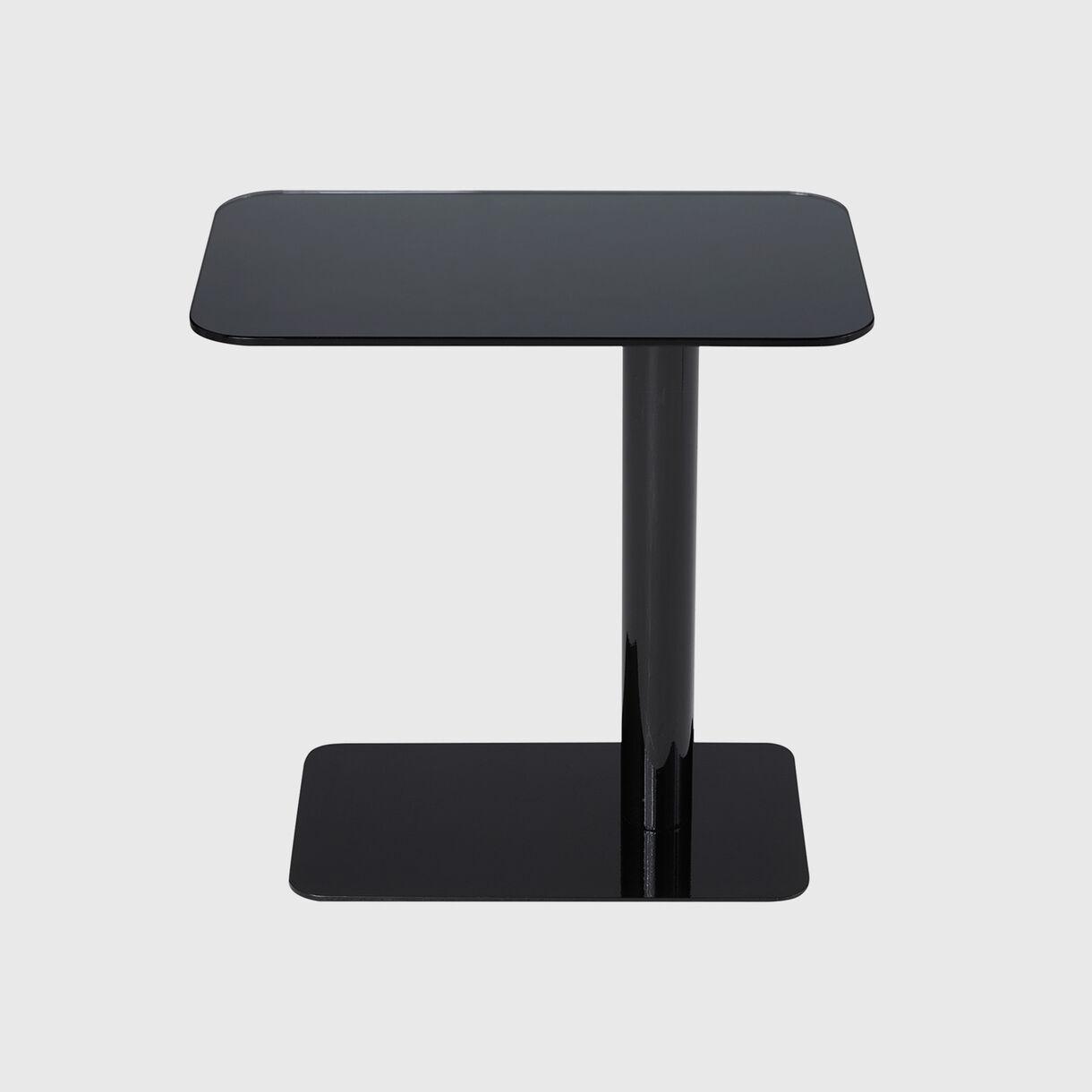 Flash Table Rectangle, Black