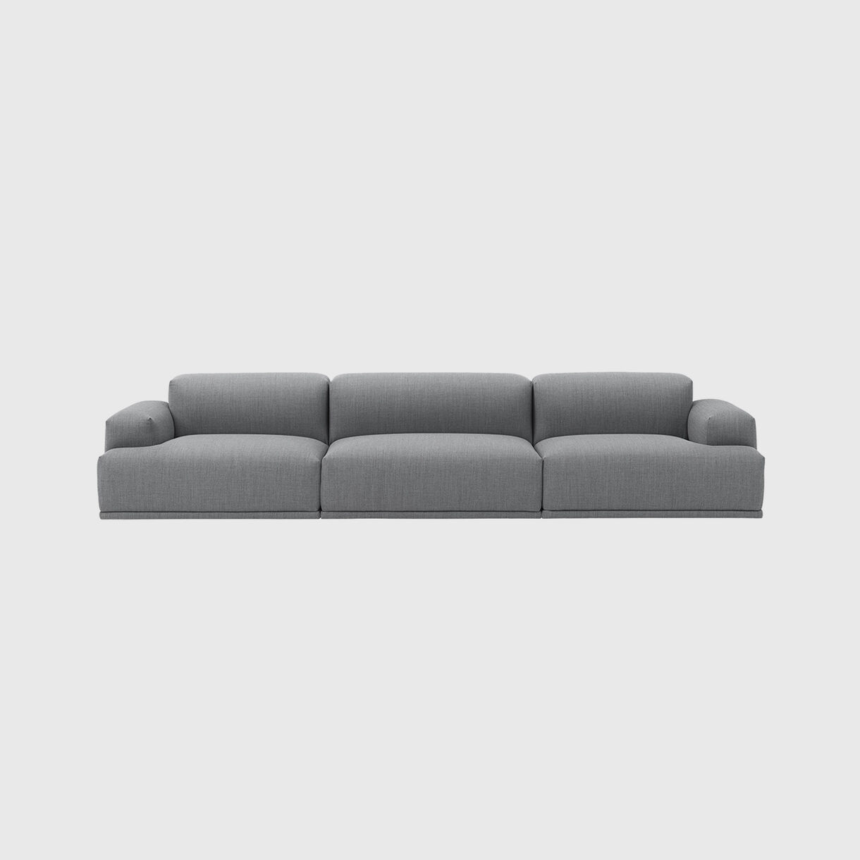 Connect Modular Sofa, 3 Seater, Fiord 151