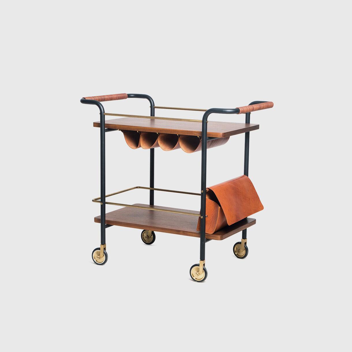 Valet Bar Cart