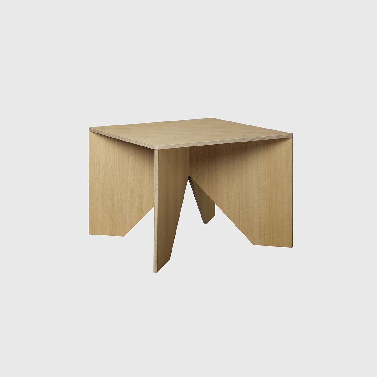 Calvert Coffee Table, Oak
