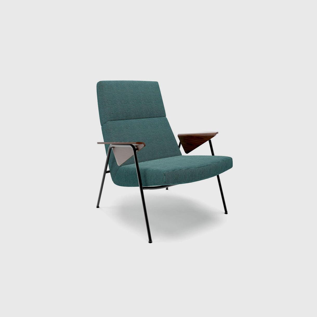 Votteler Chair, Lowback