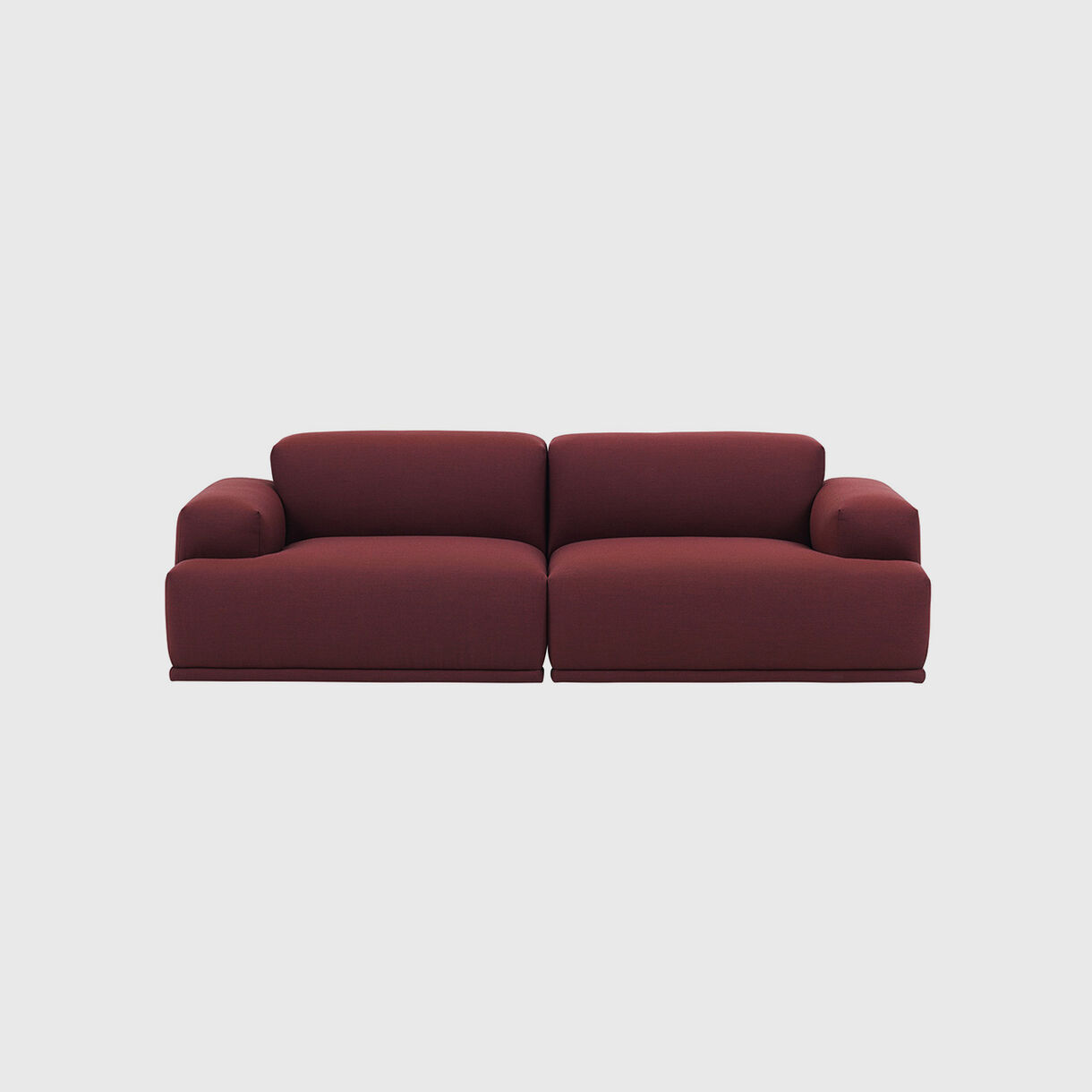 Connect Sofa, 2 Seater, Rime 591