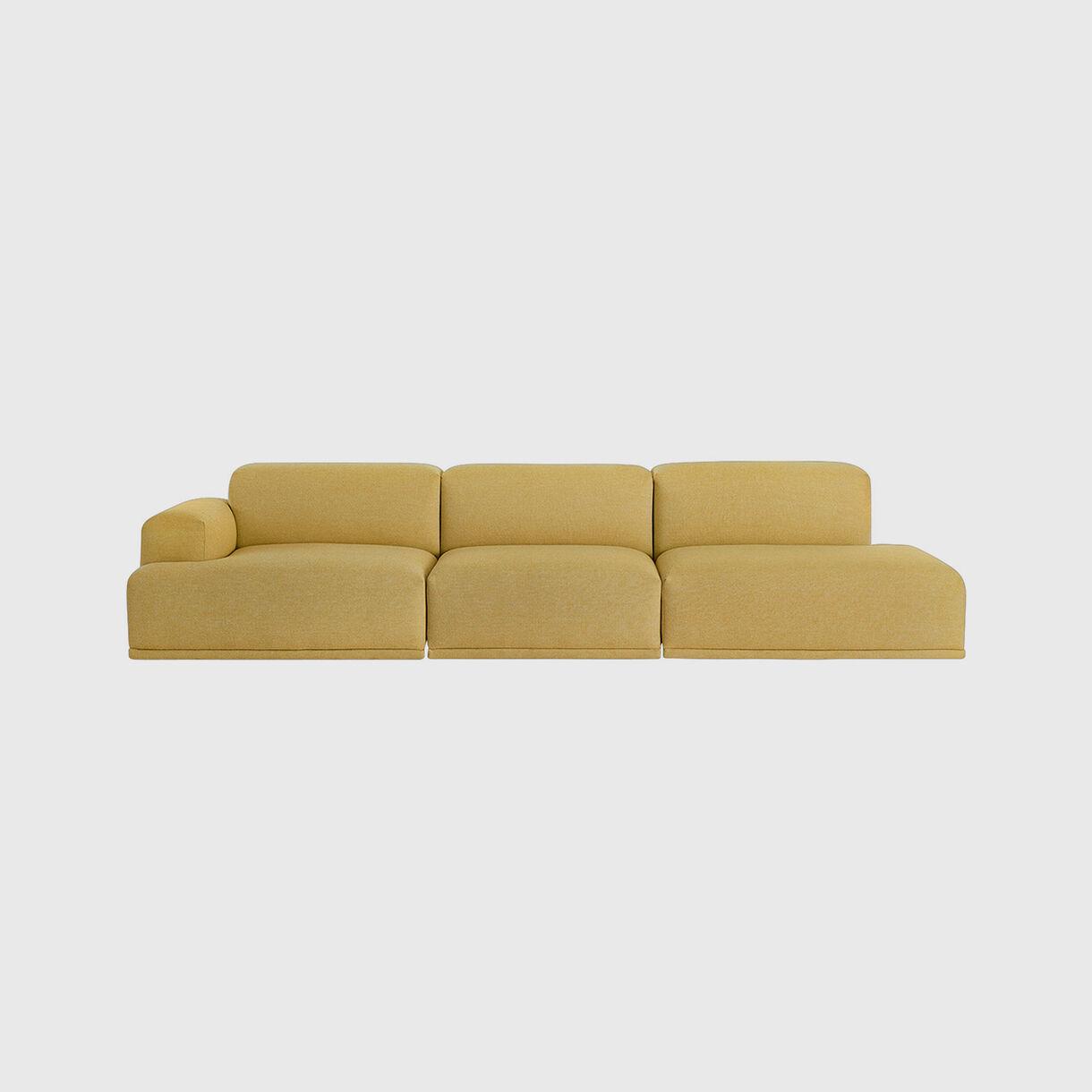 Connect Modular Sofa, 3 Seater, Hallingdal 407