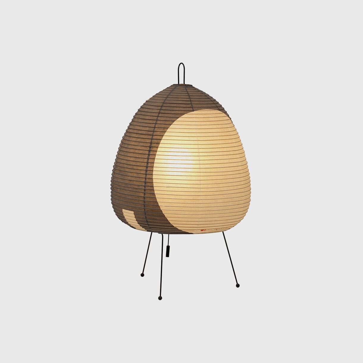 Akari 1AG Table Lamp, On
