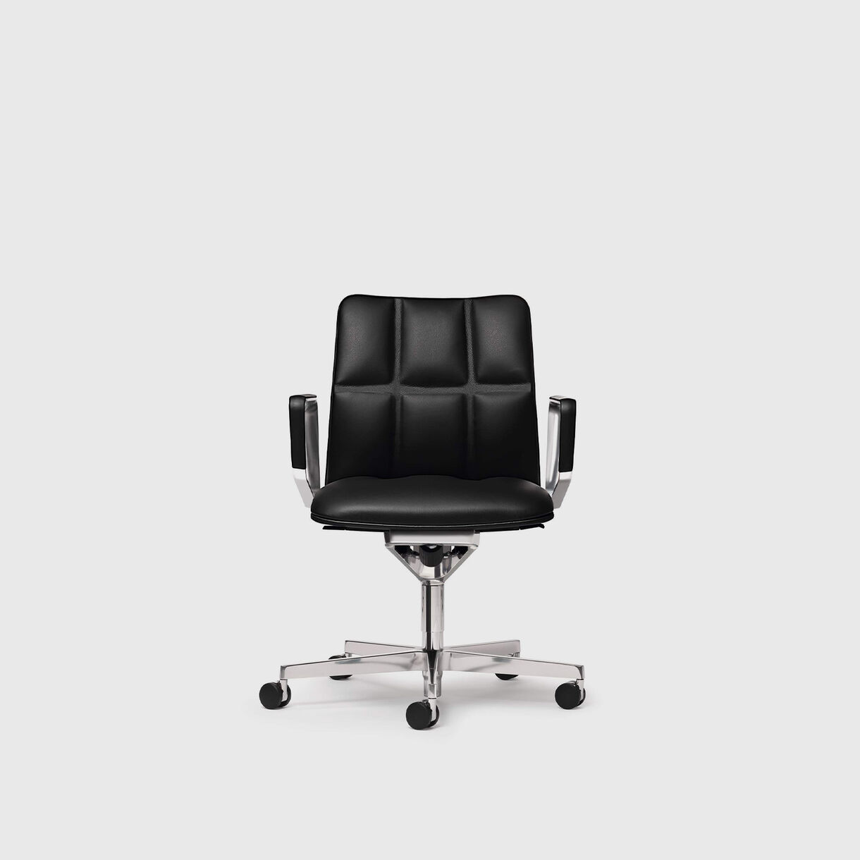 Leadchair Executive, Low Back, Black