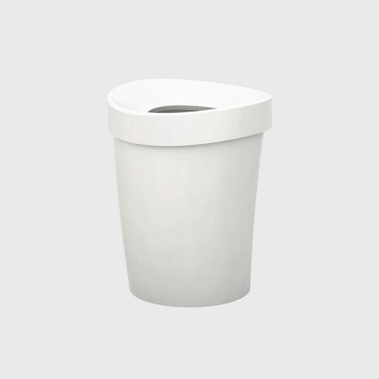 Happy Bin, White