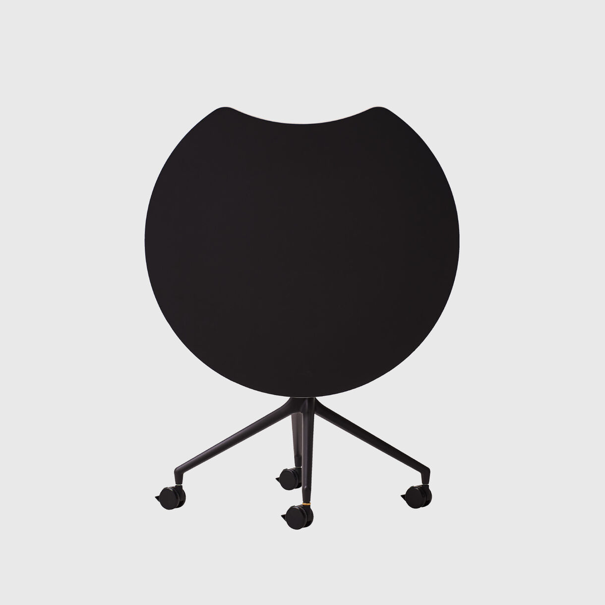 AS 400 Table, Round Concave