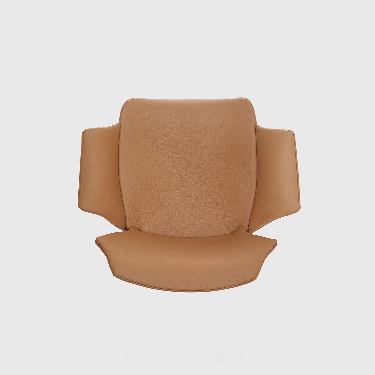 Petal Upholstered Lounge Armchair