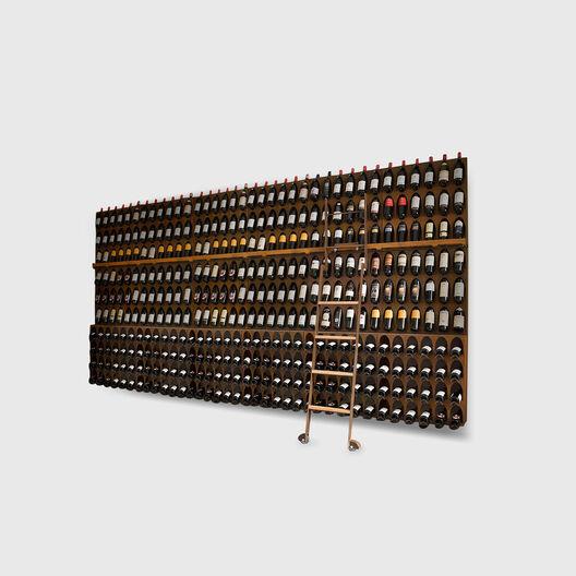 Libreria del Vino, Ladder