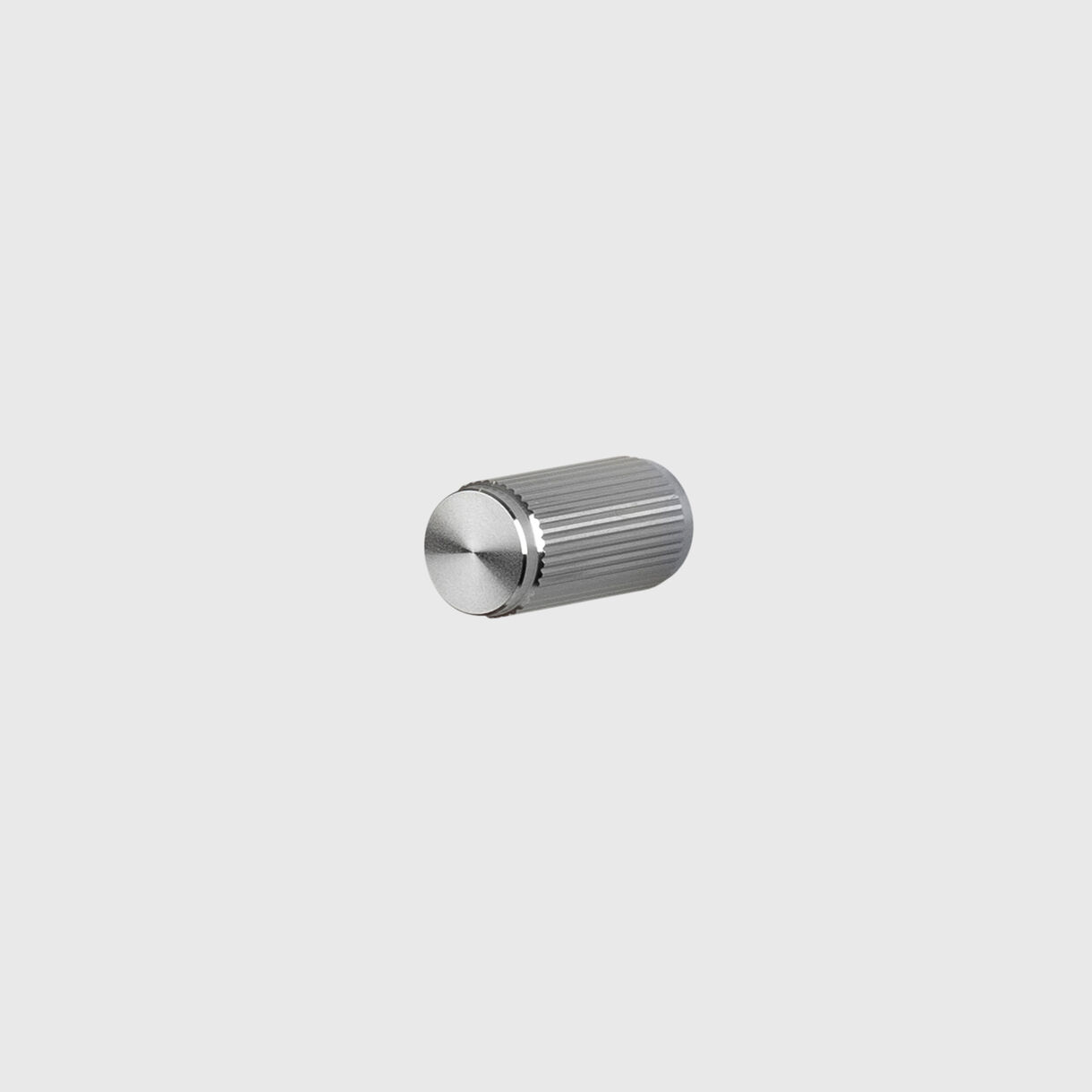 Furniture Knob Linear, Steel