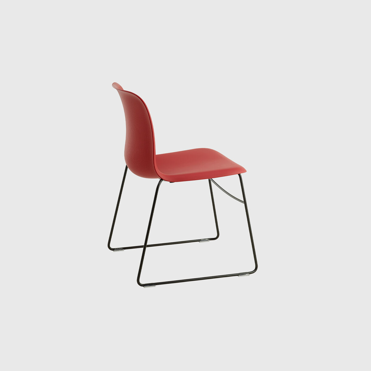 SixE Side Chair Sled Base