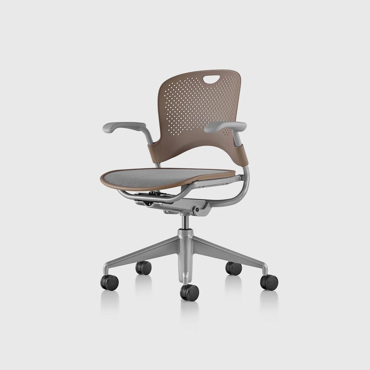 Caper Multipurpose Chair, Cappuccino