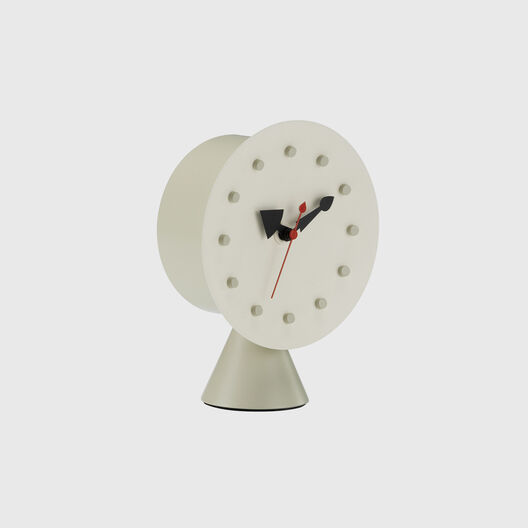 Cone Base Desk Clock