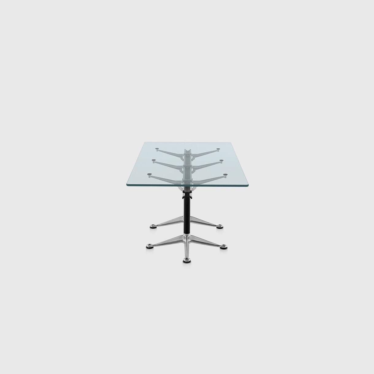Burdick Group Rectangular Table, BG332GJLCDBKCD
