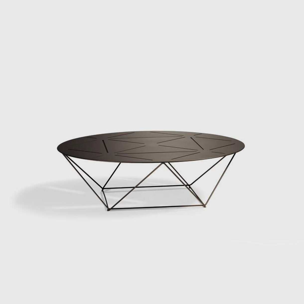 Joco Coffee Table, Bronze
