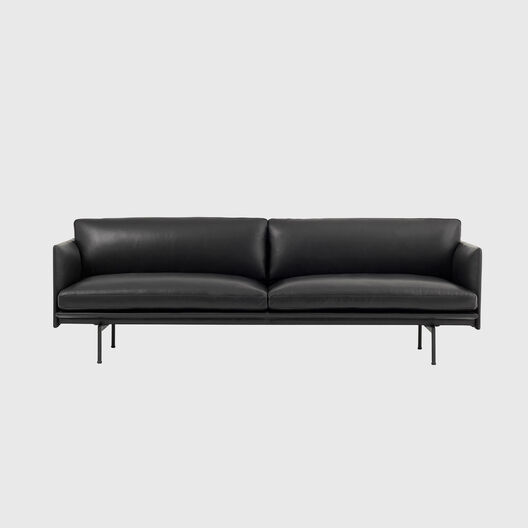 Outline 3 Seater Sofa
