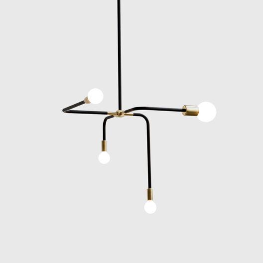 Beaubien Suspension Light