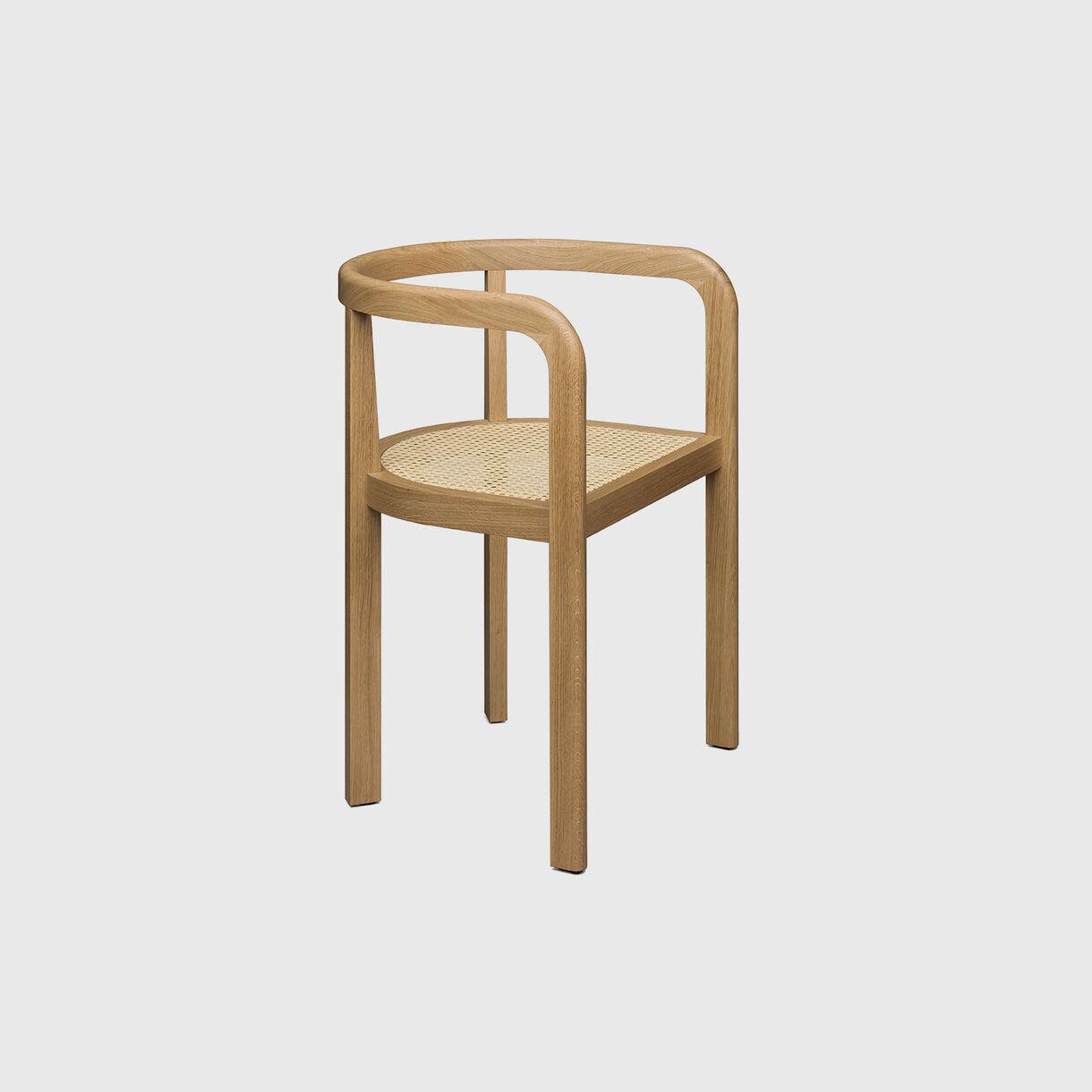 Stuttgart Chair, Oak & Vienna Weave