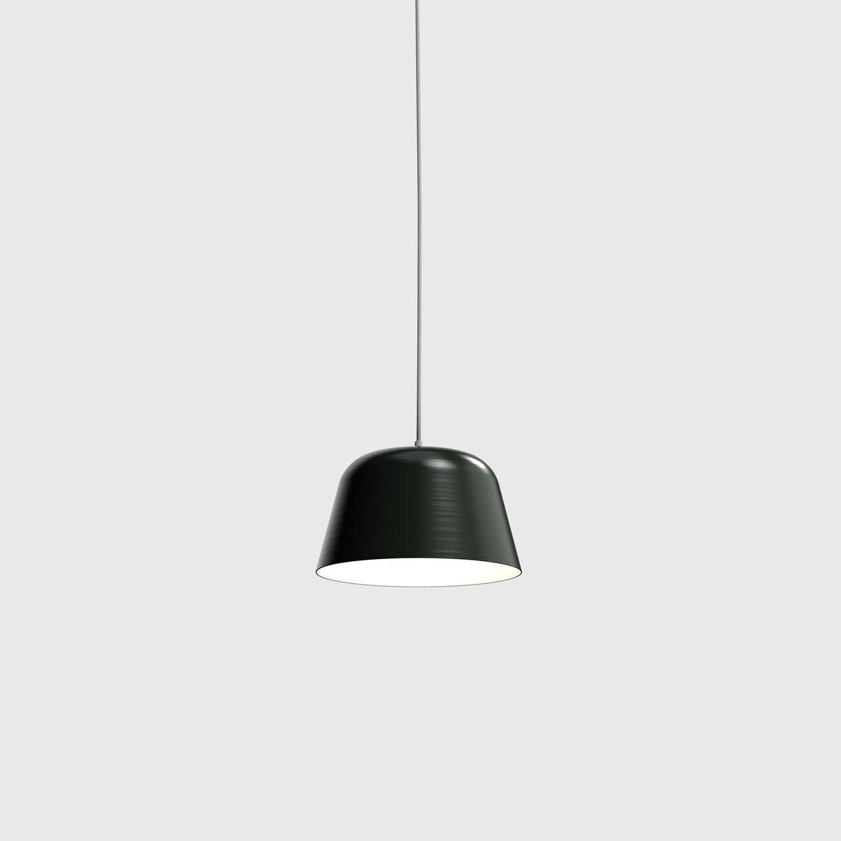 Bolet Pendant Light, Black, Small
