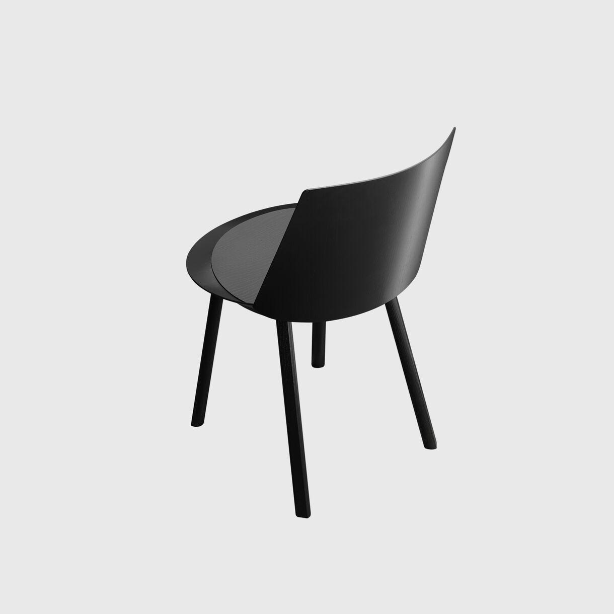 Houdini Chair, Black