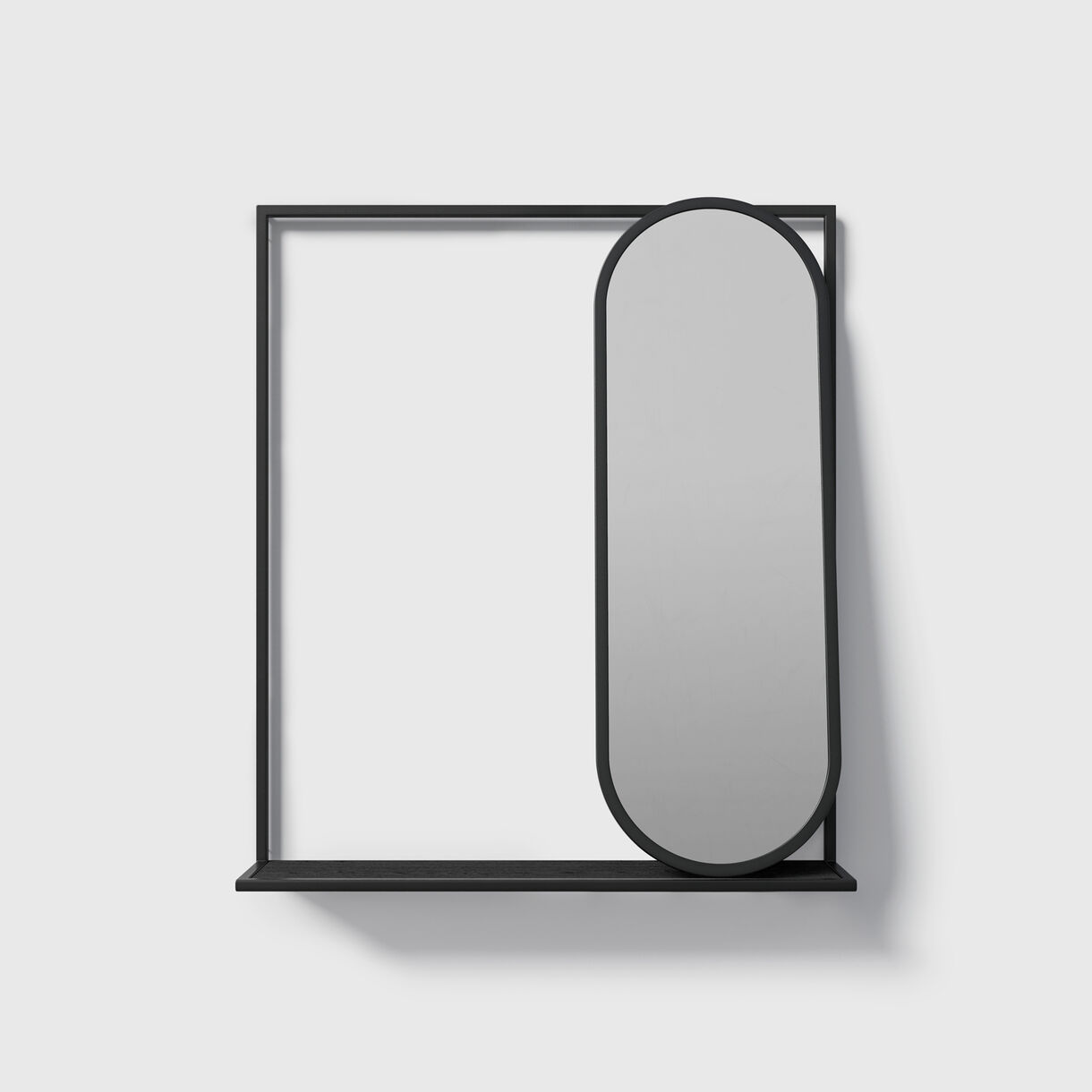 Frame Wall Mirror, Large