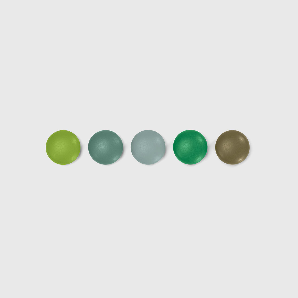 Magnet Dots, Green