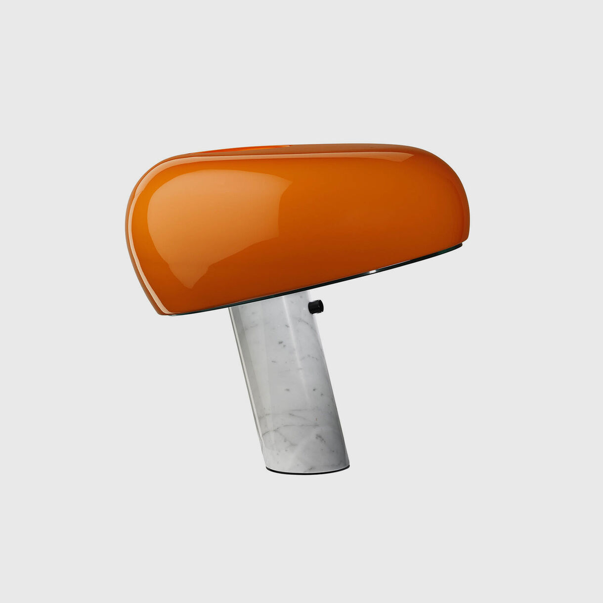 Snoopy Table Lamp, Orange