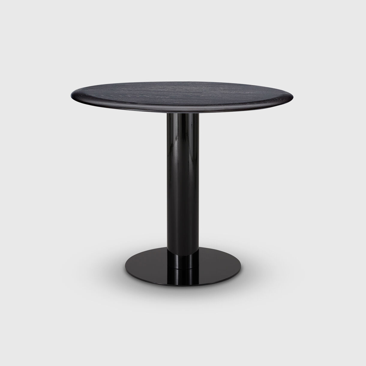 Tube Dining Table 900, Black