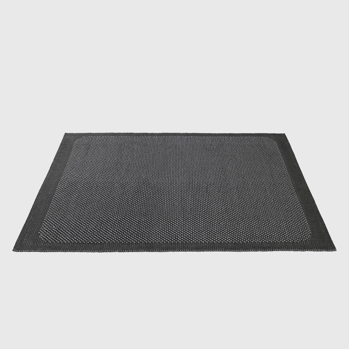 Pebble Rug, 2000 x 3000, Dark Grey