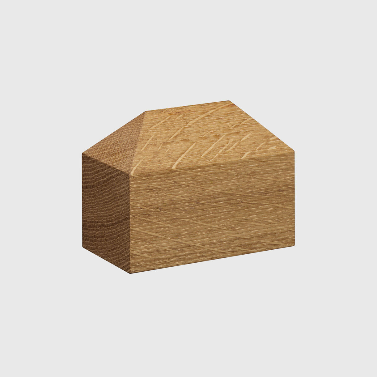 Haus Paper Weight, Hipped, European Oak