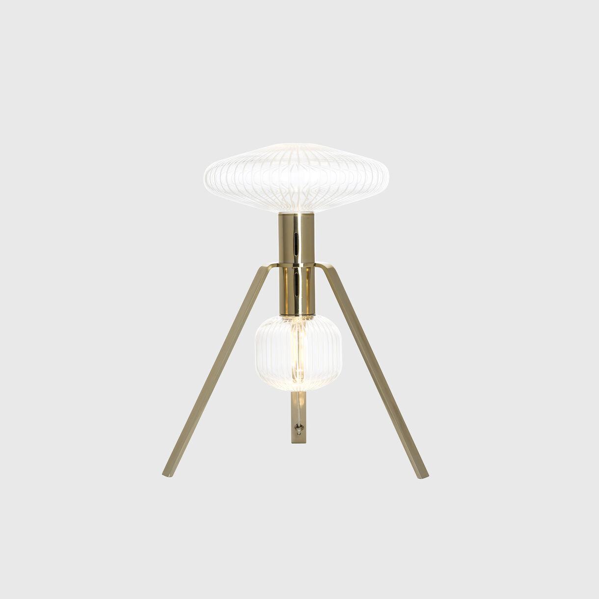 Cipher Table Lamp, Small