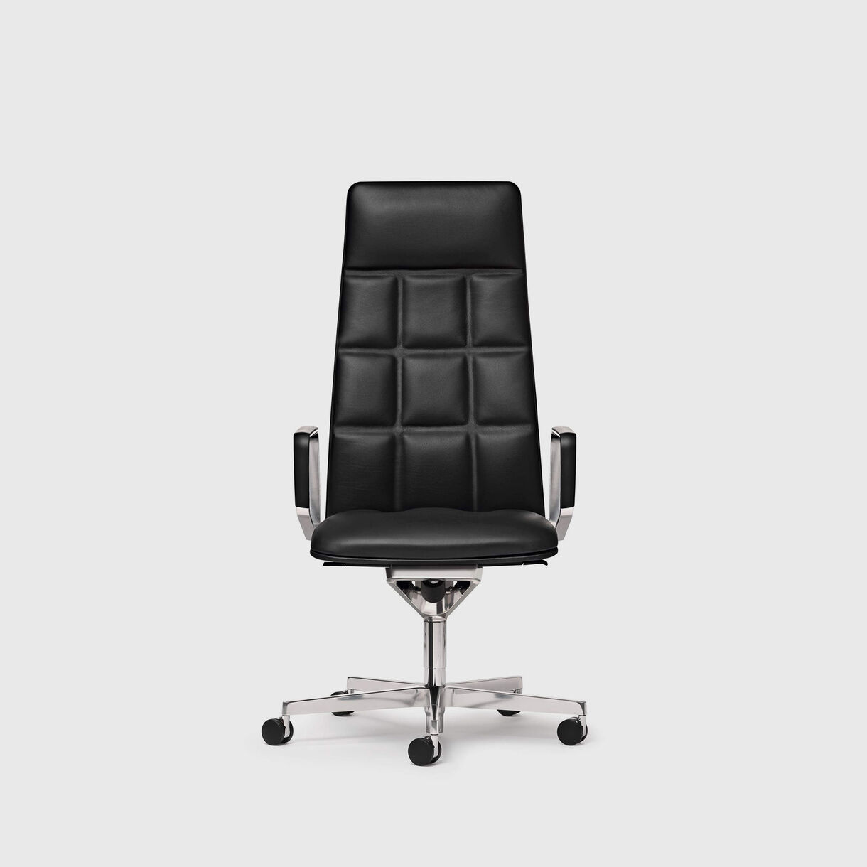 Leadchair Executive, High Back, Black