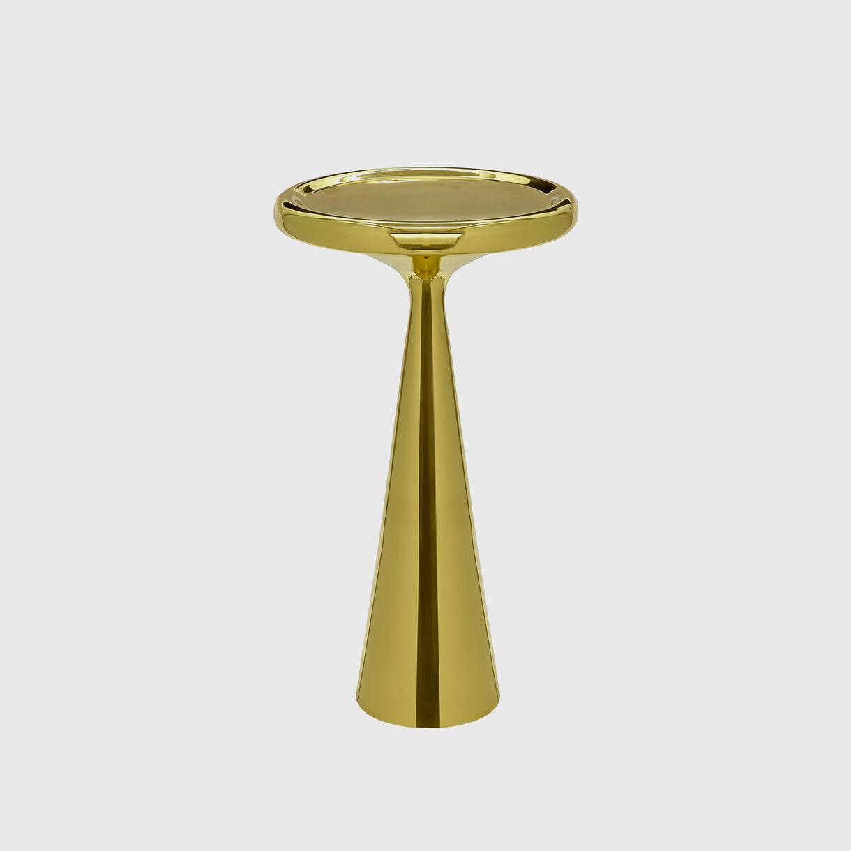 Spun Table, Tall