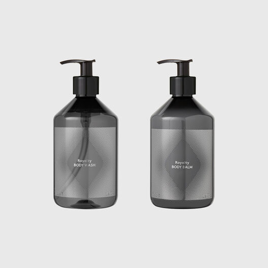 Eclectic Royalty Body Balm & Wash