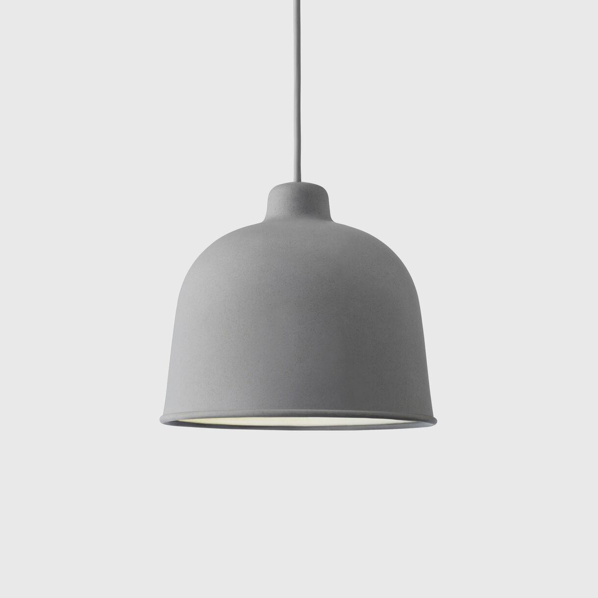 Grain Pendant Lamp, Grey