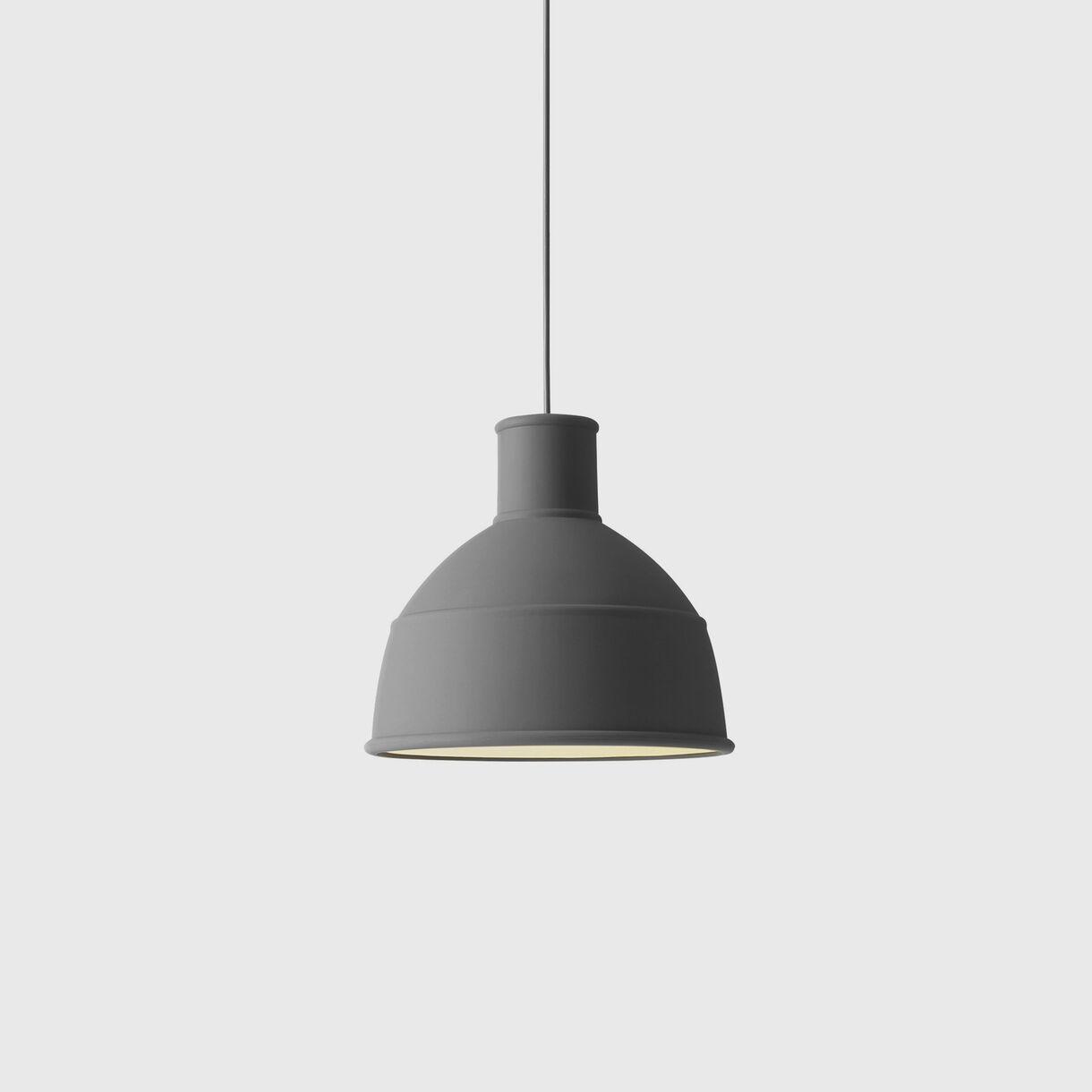Unfold Pendant Lamp, Dark Grey