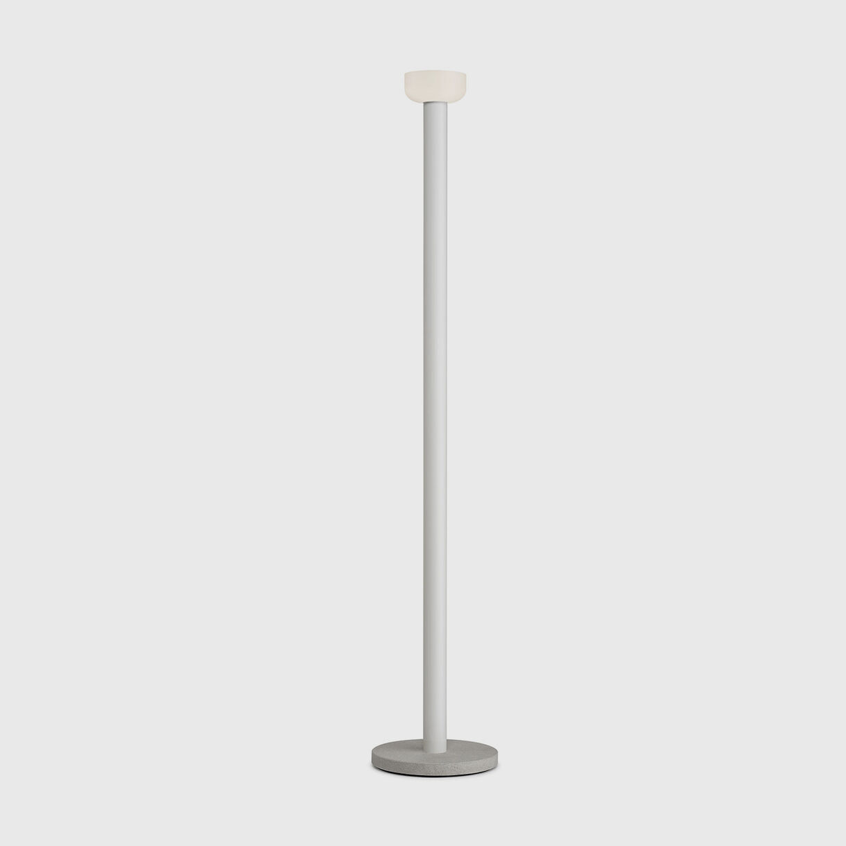 Bellhop Floor Lamp, White