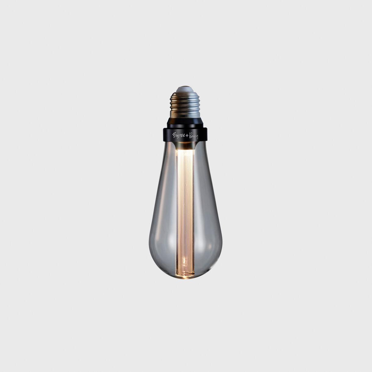 Buster Bulb, E27, Crystal - Illuminated