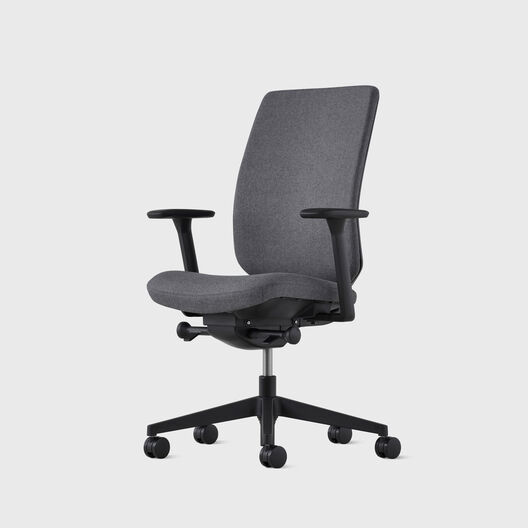 Verus Upholstered Back Task Chair