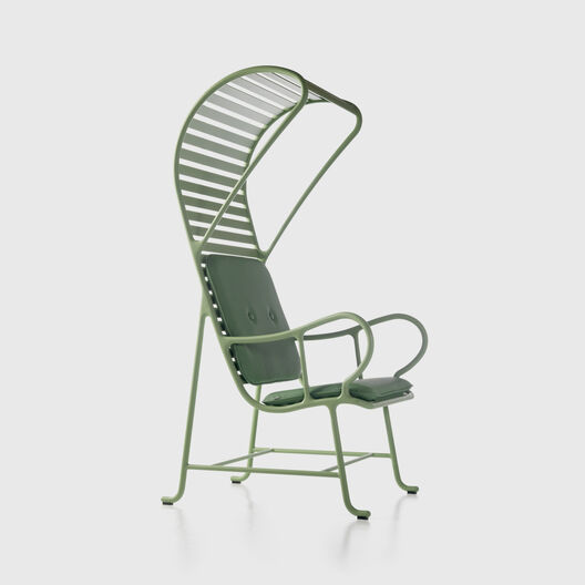 Gardenias Armchair with Pergola, Outdoor