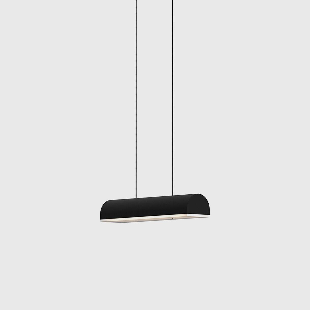 Hutchison 01 Pendant Lamp, Black