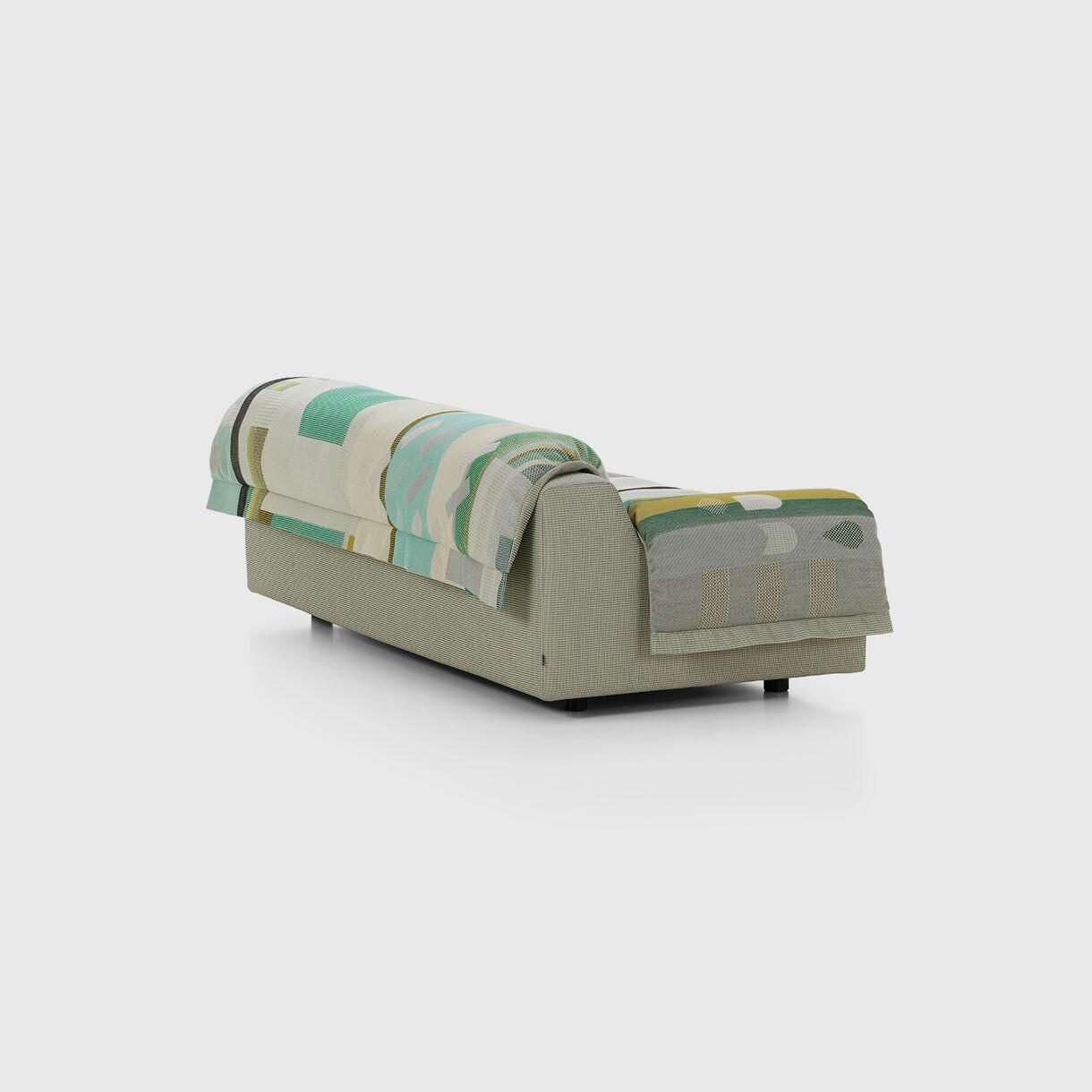 Vlinder Sofa, Light Greens
