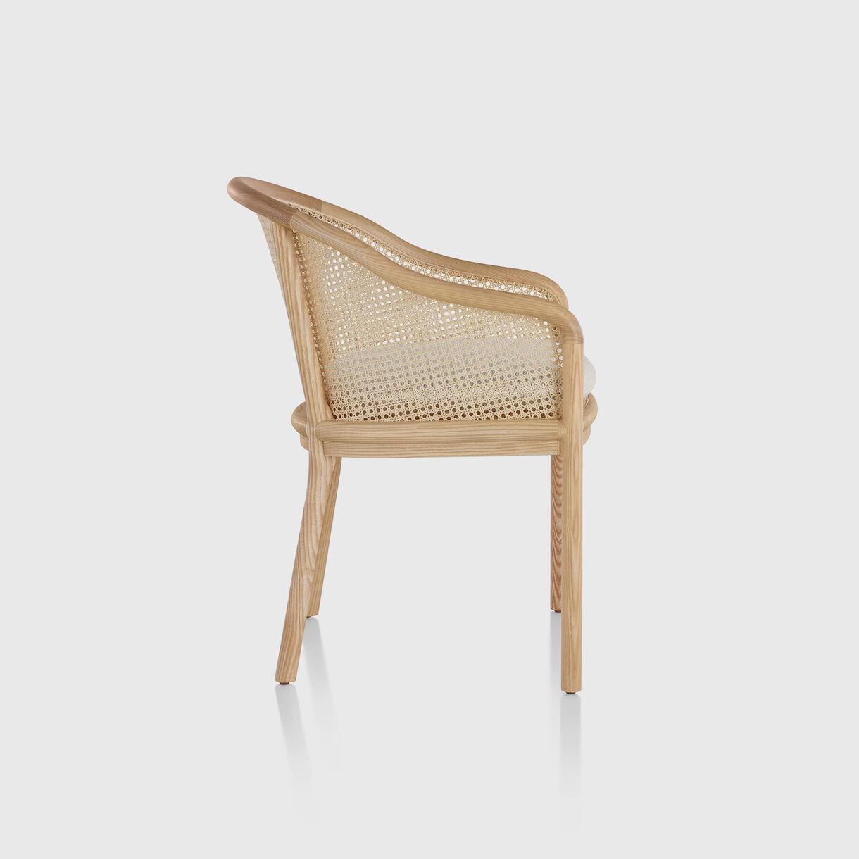 Landmark Chair, Cane