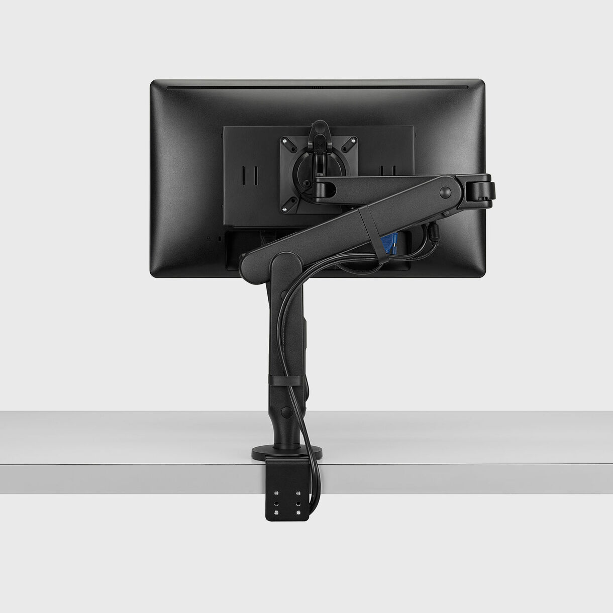 Ollin Monitor Arm, Black