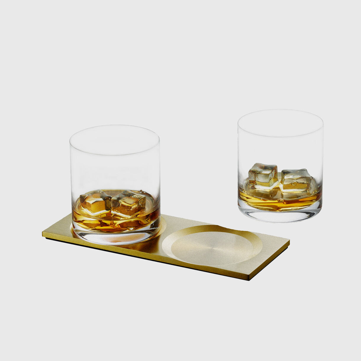 Machined Whiskey, Brass
