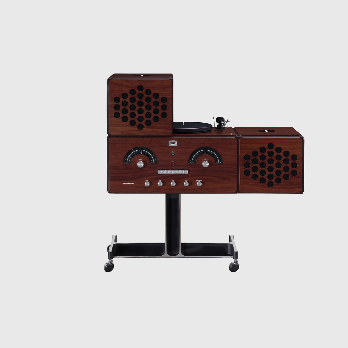 Radiofonografo, Walnut