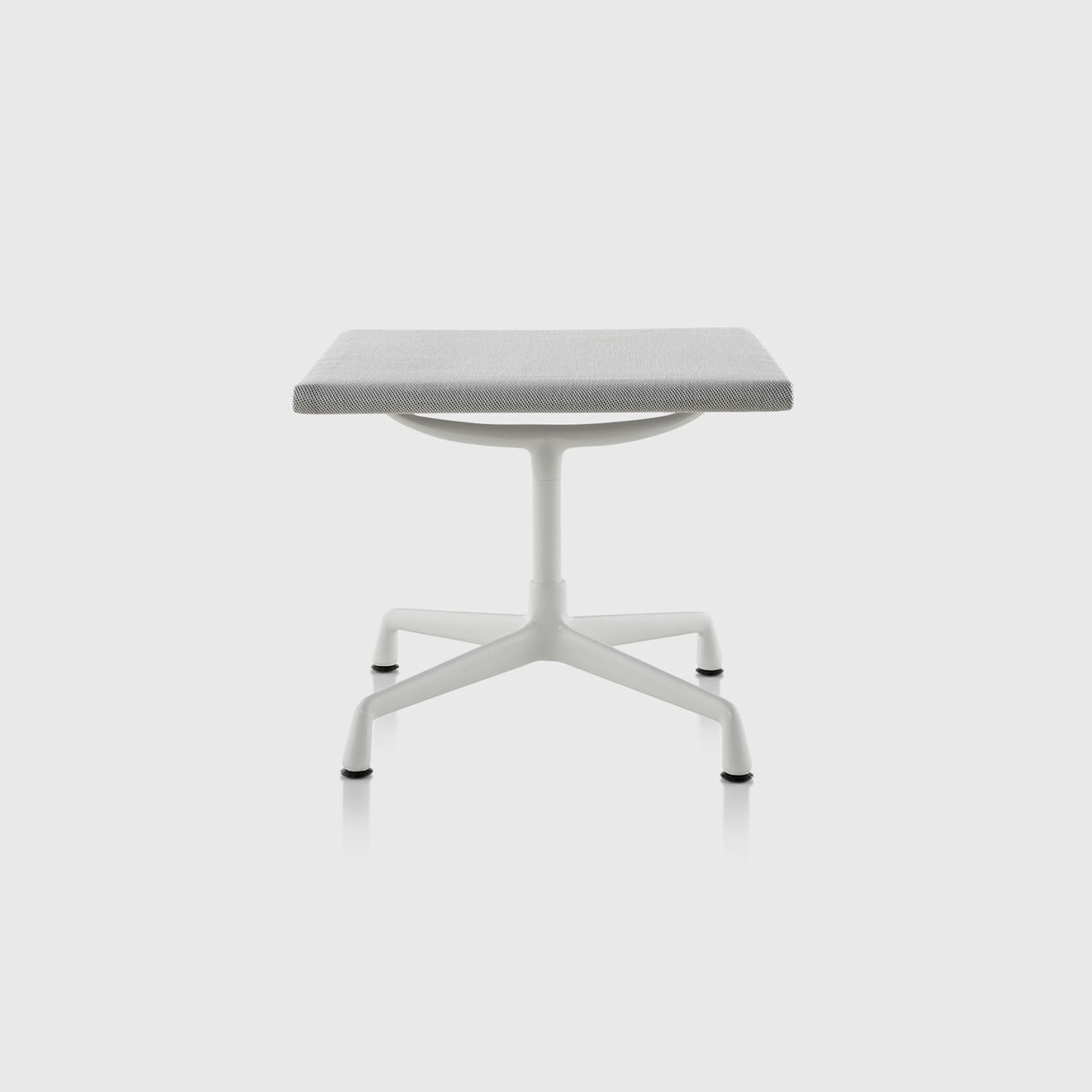 Eames Aluminium Group Ottoman, Outdoor