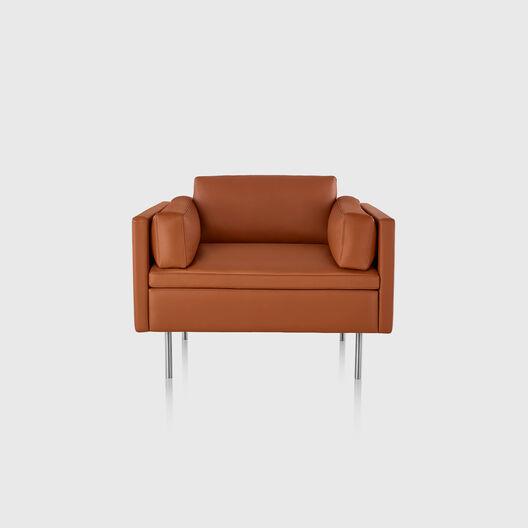 Bolster Club Chair